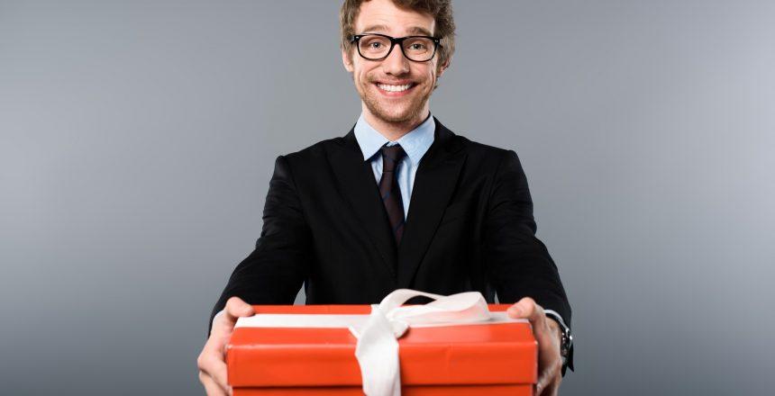 business-present